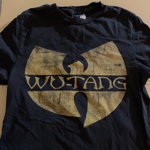 Wu Tang Forever! Distressed T-Shirt